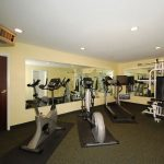 fitness center at Best Western Plus The Inn at Hampton