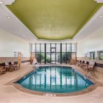 indoor pool at Best Western Plus The Inn at Hampton